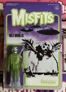 The Misfits Walk among Us Green Fiend Super 7 ReAction Action Figure $19.95