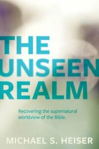 The Unseen Realm: Recovering the Supernatural Worldview of the Bible by Heiser $13.11