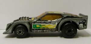 Vintage 1983 Matchbox IMSA Mustang Car For Parts or Restoration Made in China $3.50