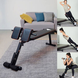 Fitness Sit Up Bench Decline Abdominal Home Gym Exercise Equipment USA $123.87