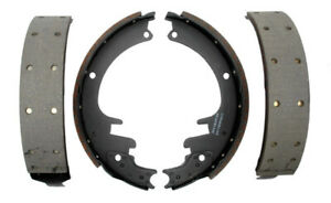 Drum Brake Shoe Riveted Rear ACDelco 17451R $65.34
