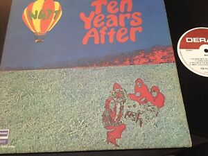 "Ten Years After ""Watt� LP Record Vinyl W Gatefold Original $17.99"
