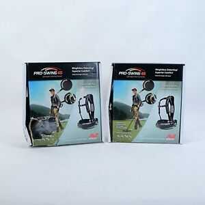 Minelab Pro Swing 45 Metal Detector Detecting Harness Detect Longer with Box $110.00