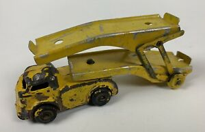 Vintage Barclay Double Decker Auto Transport Cab and Trailer
