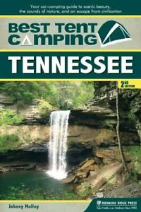 Best Tent Camping: Tennessee: Your Car Camping Guide to Scenic Beauty the Sound