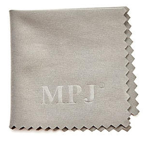MPJ Extra Large Microfiber Cleaning Cloths 6 Pack 12 x 12 inch 1 Pack inch