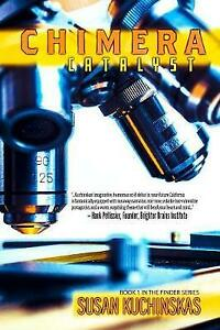 Chimera Catalyst: The Finder Series: Book 1 Brand New Free shipping AU $23.92