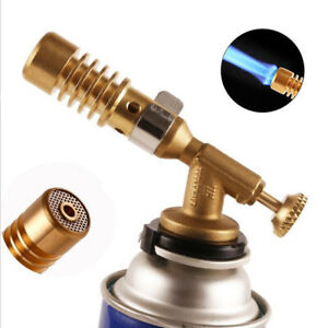 Flame Gun Welding Torch Igniter Nozzle Camping Supplies Heating Fire Maker Tool $16.69
