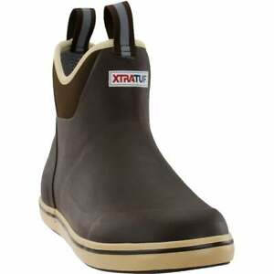 Xtratuf 6 Inch Waterproof Ankle Deck Mens Boots Ankle