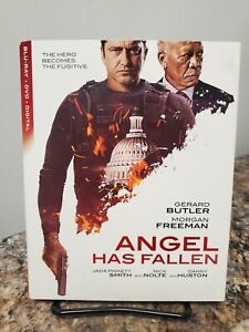 ANGEL HAS FALLEN BLU RAY DIGITAL ONLY NO DISCS INCLUDED $5.00