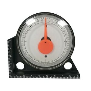 Slope Angle Finder Magnetic Protractor Meter Clinometer Slope New Hot Part C $14.95