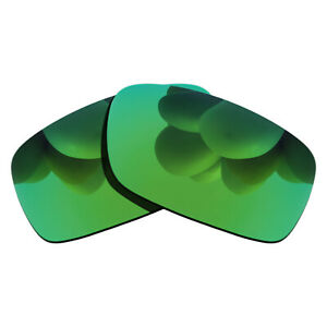 US Green Anti Scratch Lenses Replacement For Oakley Crankcase Sunglass Polarized $8.99