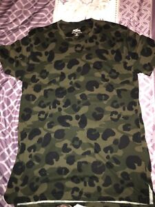 camouflage shirts men size small