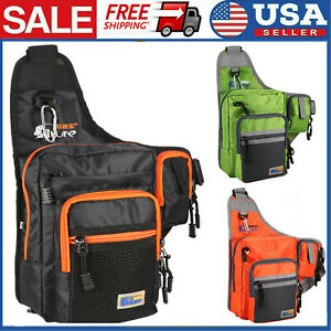 32*39*12CM Fly Fishing Chest Pack Bag Outdoor Sports Bag Fishing Storage Bag USA