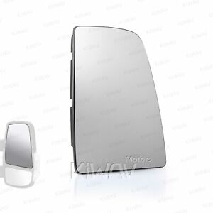 Aftermarket mirror glass replace RIGHT TOP NON heated fits Ford Transit 2014 $29.80