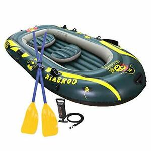 SOARRUCY Inflatable Boat Set for Adults Inflatable Fishing Boat3