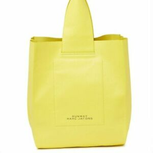 New Marc Jacobs Runway The Flat Leather Tote $300.00