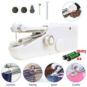 Mini DIY Portable Sewing Machine Tailor Stitch Hand held Home Travel Cordless US $13.69