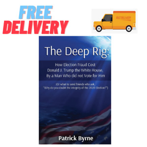 The Deep Rig How Election Fraud Cost Paperback NEW $11.15