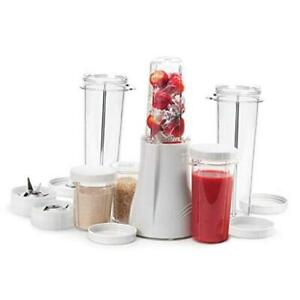 Personal Portable Blender and Grinder White PB 250XL A