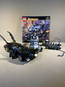 LEGO Batman Two Face#x27;s Escape 7781 100% Complete With All Mini figs And Book