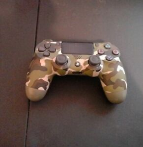 PS4 Sony DualShock 4 Wireless Controller Playstation 4 Camouflage CUH ZCT2U