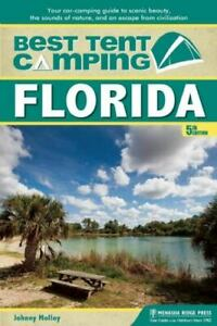 Best Tent Camping: Florida: Your Car Camping Guide to Scenic Beauty the Sounds