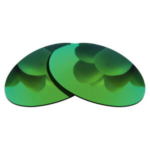 US Green Anti Scratch Lens Replacement For Oakley Romeo 1 Sunglasses Polarized $8.99