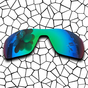 US Green Anti Scratch Lens Replacement For Oakley Offshoot OO9190 Polarized $8.99
