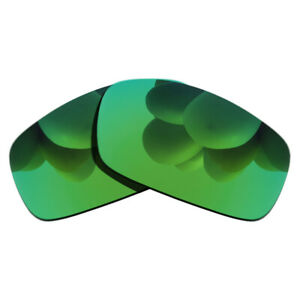 US Green Anti Scratch Lens Replacement For Oakley X Squared OO6011 Polarized $8.99