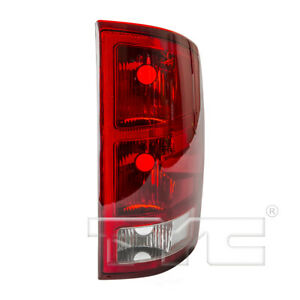 Tail Light Assembly Nsf Certified Right TYC 11 5701 01 1 $43.92