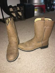 JUSTIN Boots 10.5