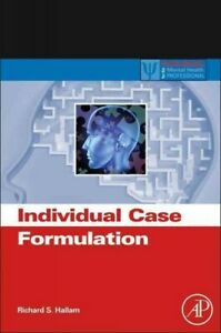 Individual Case Formulation Hardcover by Hallam Richard S. Brand New Free...