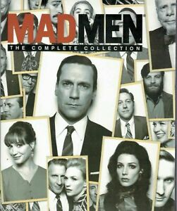 Mad Men: The Complete Series Collection 32 Disc DVD Box Set