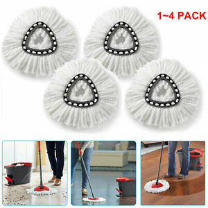 Replacement Heads Easy Cleaning Mopping Wring Refill Mop for O Cedar Spin Mop $9.49