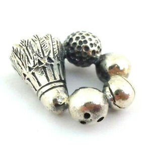Authentic Trollbeads Champion Sterling Silver Bead Charm 11334 New $27.99