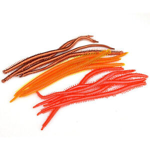 10pcs Wobbler soft Fishing Lure Artificial Lures Smell Silicone Fishing Won8