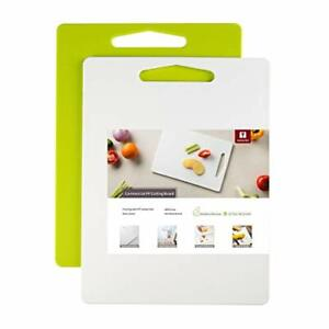 Large Plastic Cutting Boards for Kitchen Plastic Chopping Boards Set of 2 $17.70