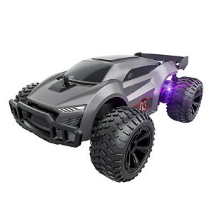 Remote Control Car 2.4GHz High Speed. Rc Cars Offroad Hobby Rc Racing Car Led $44.49