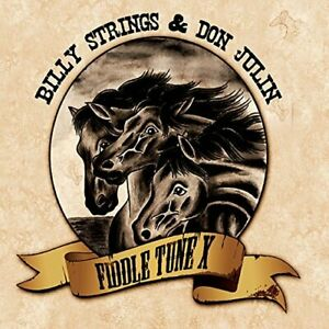 Billy Strings Don Julin Fiddle Tune X CD NEW $20.14