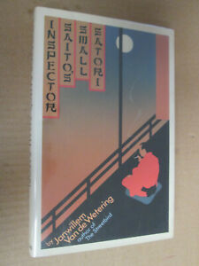 MYSTERY FIRST EDITION SIGNED Van Der Wetering INSPECTOR SAITO#x27;S SMALL SATORI $45.00