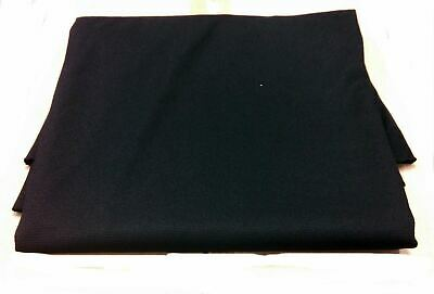 SPEAKER STEREO GRILL CLOTH FABRICBLACKHUGE40X60