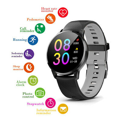 Bluetooth Smart Watch Phone for All iOS iPhone Android Smartphone (US Seller)