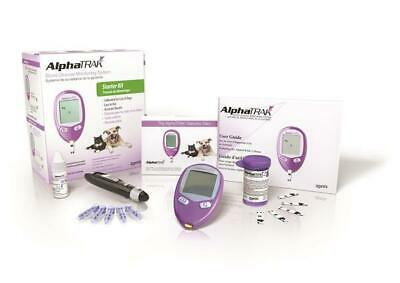 AlphaTRAK 2 Blood Glucose Meter Starter Kit