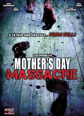 Mothers Day Massacre BRAND NEW DVDEMILY GRACEGREG TRAVISHEIDI KRISOFFER