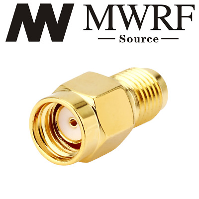 SMA Female To RP-SMA Male Connector Adaptor US Stock
