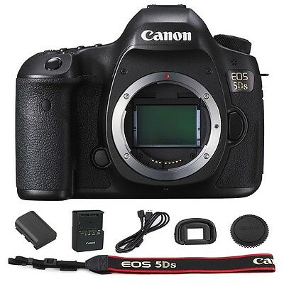 Canon EOS 5DS  5D S Digital SLR DSLR Camera Body Only - 4th of July Sale