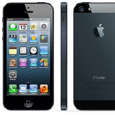 iPhone 5 unlock 16GB Mobile Smartphone  unlocked blackwhite