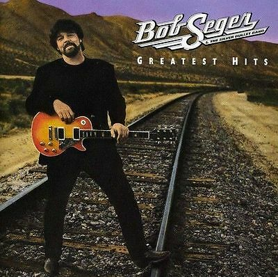 792 SOLD Bob Seger - the Silver Bullet Band - Greatest Hits -CD-NEW FREE SHIP