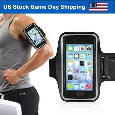 Premium Armband Sports Case Jogging Cover For Apple iPhone 4 5 6 6s Running